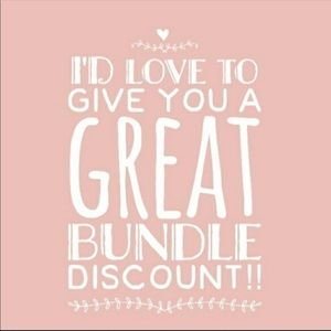 Other - Make a bundle and I'll give you a discount
